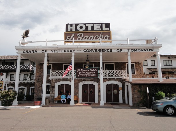 Hotel El Rancho, Gallup NM