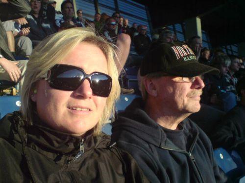På Viking Stadion