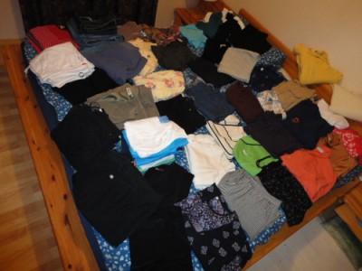 Gamle klær